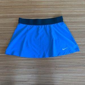 Nike Dri-Fit blue skirt size s